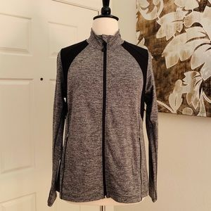 LIVI Active by Lane Bryant Activewear Jacket